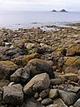Rocky beach at Nanven - geograph.org.uk - 229794.jpg