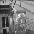 Rohwer Relocation Center, McGehee, Arkansas. Larry Sato, a former southern California dragline ope . . . - NARA - 539368.tif