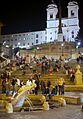 Roma scalinata e chiesa di Trinità dei Monti.jpg