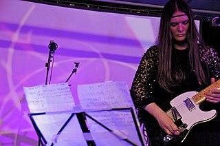 Rose Kemp British musician