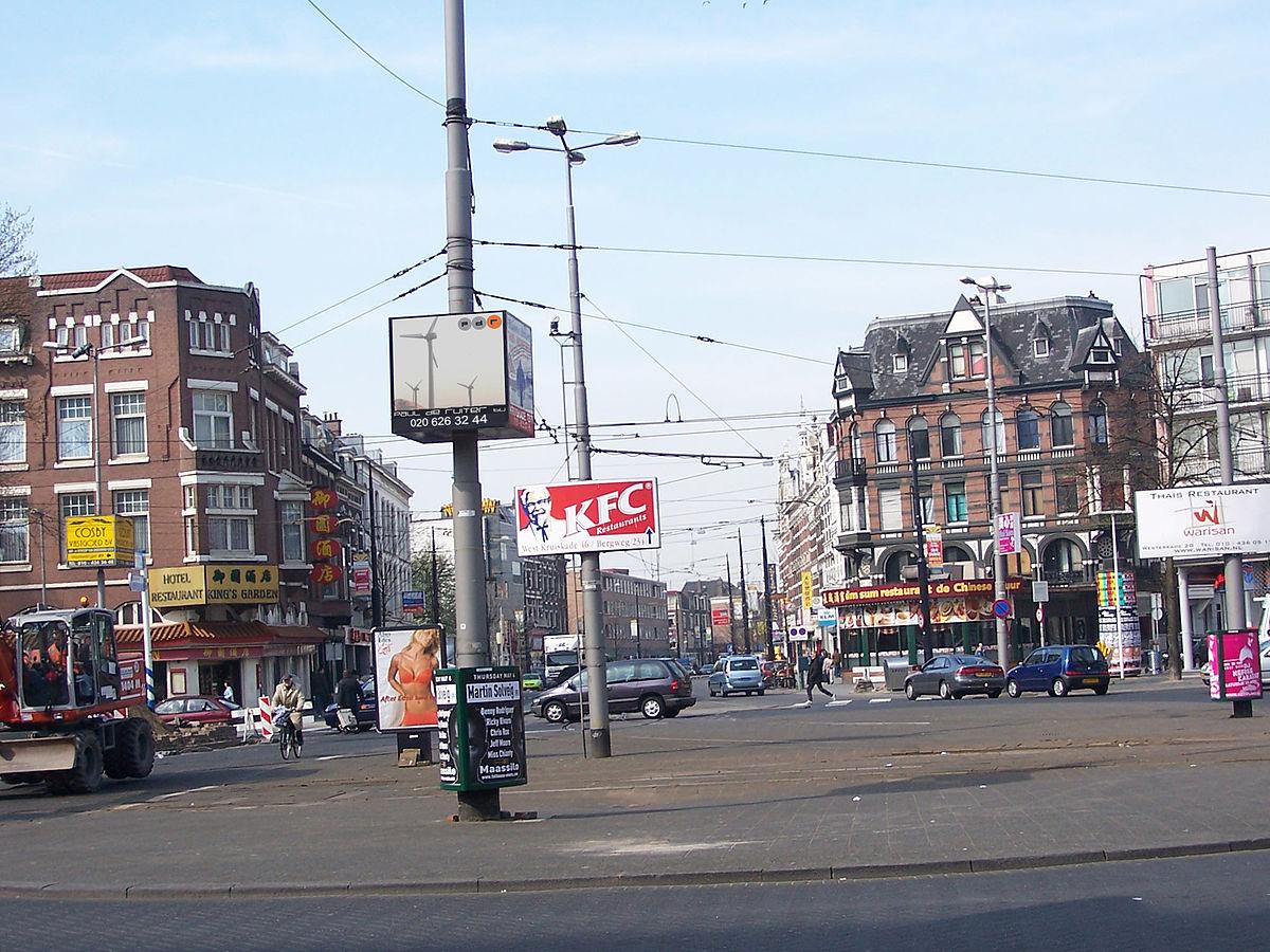 for Wijk in rotterdam