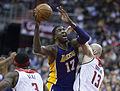 Roy Hibbert with Lakers (2).jpg