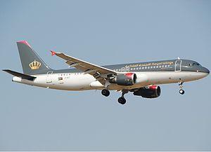 Royal Wings - A Royal Wings Airbus A320