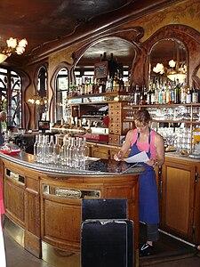 Bistrot E Cafe Paris