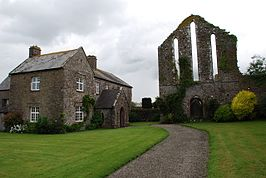 Frithelstock Priory