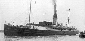 SS Rushen Castle