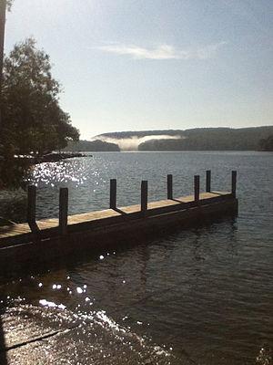 Rushford, New York - Rushford Lake