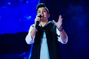 Belarus in the Junior Eurovision Song Contest - Ruslan Aslanov at Junior Eurovision Song Contest 2015, Sofia.