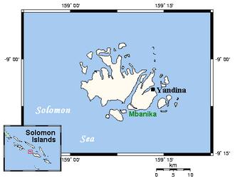 Russell Islands - Russell Islands