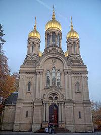"""Russische Kirche """"Griechische Kapelle"""" auf dem Neroberg in Wiesbaden.jpg"""