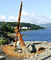 Rusty old anchor - geograph.org.uk - 491793.jpg