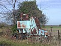Rusty old farm machine - geograph.org.uk - 660263.jpg