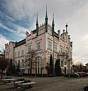 Rzeszów, gmach PKO, 1906 danz