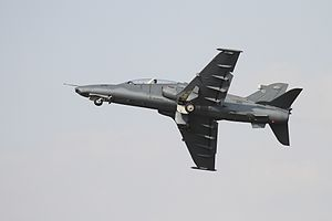 85 Combat Flying School SAAF - SAAF Bae Hawk Mk. 120