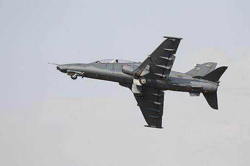 SAAF-BAE Hawk-001