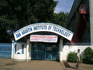 San Agustin Institute of Technology