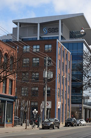 SAS Institute - SAS office in Toronto