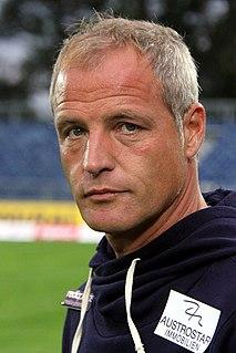 Heimo Pfeifenberger Austrian footballer