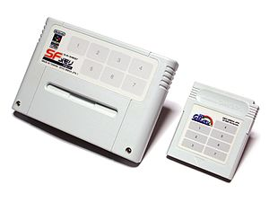Nintendo Power (cartridge) - Nintendo Power flash cartridges for Super Famicom and Game Boy