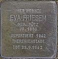 SG Stolperstein - Eva Friesem, Kronprinzenstraße 7.jpg