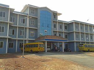 SI-MET College of Nursing, Uduma - SI-MET College of Nursing, Udma