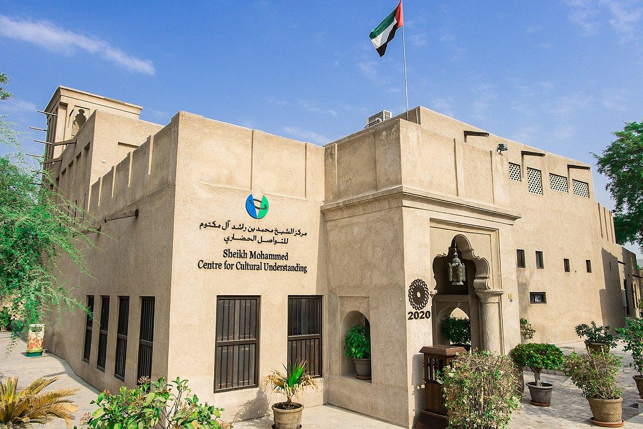 Sheik Mohammed Centre for Cultural Understanding
