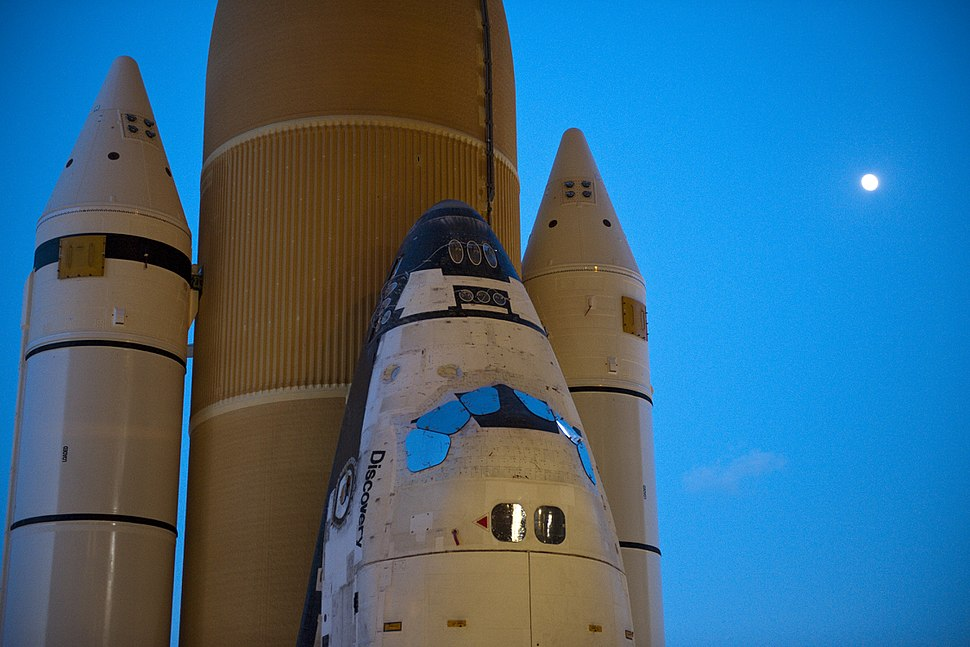 STS 133 Discovery Rollout