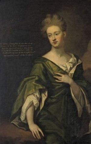 Woman of the Bedchamber - Charlotte Clayton, Baroness Sundon, Woman of the Bedchamber to Queen Caroline