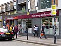 Sainsbury's Local, Hackney Road A1208, Hackney E2.jpg