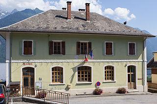 Saint-Georges-dHurtières Commune in Auvergne-Rhône-Alpes, France