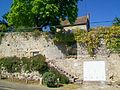 Saint-Gervais (95), escalier d'accès à une propriété, rue Robert-Guésnier.jpg