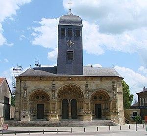 Vouziers - Saint-Maurille