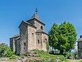 Saint John the Baptist Church in La Roque-Valzergues 01.jpg