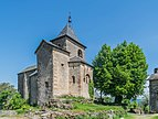 Saint John the Baptist Church in La Roque-Valzergues 01.jpg