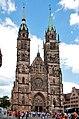 Saint Lorenz church in Nuremberg, XIII-XIV. - panoramio.jpg
