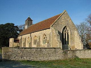 St Michaels Church, Cotham Church in Nottinghamshire, England