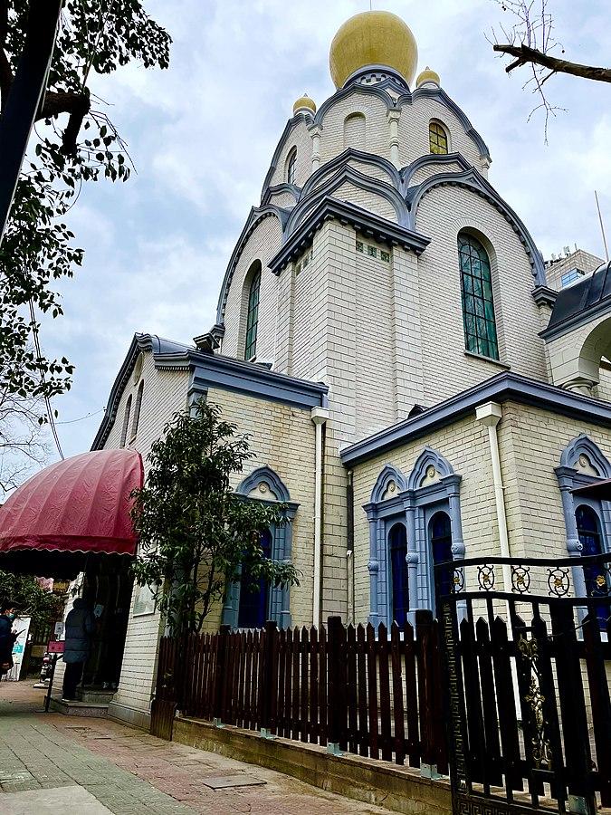 Saint Nicholas' Church, Shanghai