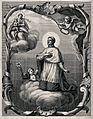 Saint Stanislaus Kostka. Engraving. Wellcome V0032999.jpg