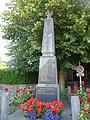 Sainte-Marie-Cappel (Nord, Fr) monument aux morts.JPG