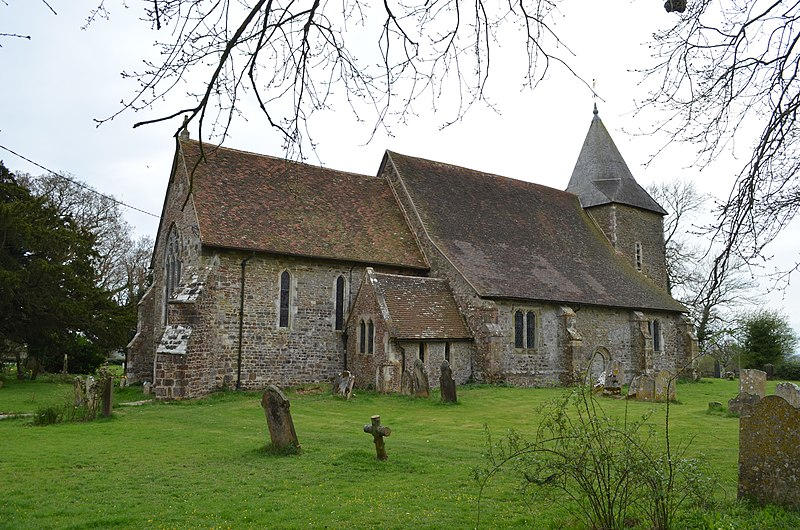File:Saints Peter & Paul church, Peasmarsh (16001370801).jpg