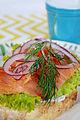 Salmon sandwich1 (16322230874).jpg