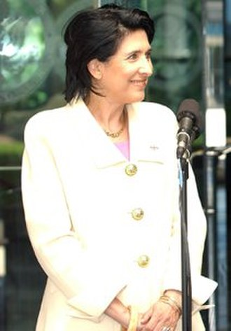 Salome Zurabishvili - Salome Zurabishvili in June 2004.