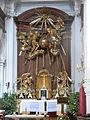 Salzburg Dreifaltigkeitskirche Altar.jpg