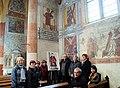 San Cesario diacono e martire, Cappella Sistina Francese.jpg