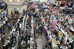 San Diego Comic-Con 2014 - Small Press Hall (2) (14771595565).jpg