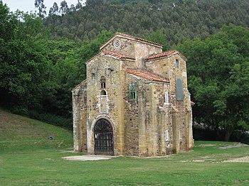 San Miguel de Lillo-Oviedo
