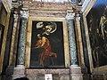 San luigi dei francesi, interno, cappella contarelli 02.JPG
