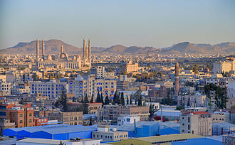 Sanaʽa - Image: Sanaa HDR (16482367935)