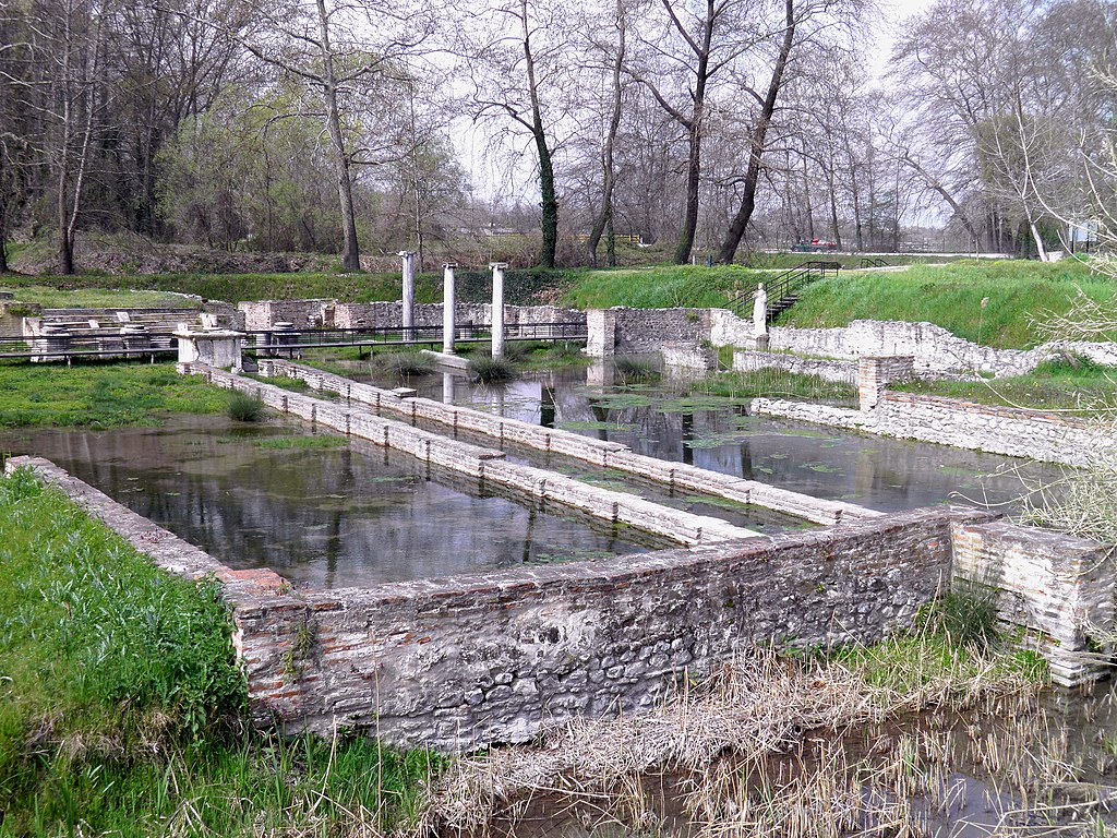Sanctuary of Isis, Ancient Dion (7080294715)