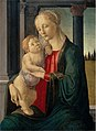 Sandro Botticelli - Madonna and Child, c. 1470.jpg